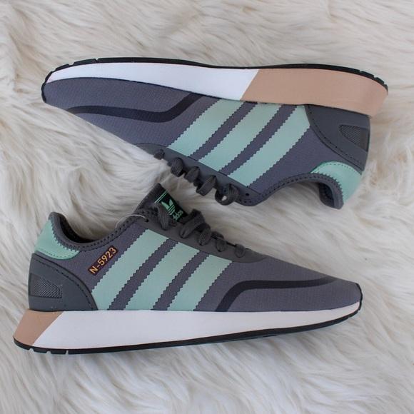 Adidas Womens Originals N 5923 Runner Sneakers